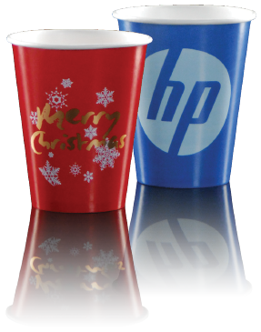 color paper cups